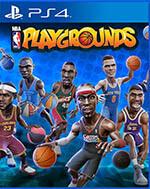 NBA Playgrounds Box Art