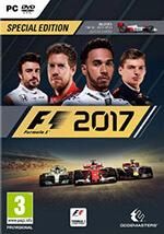 F1 2017 Box Art
