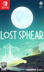 Lost Sphear Box Art