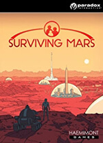Surviving Mars Box Art