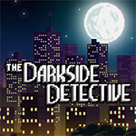 The Darkside Detective Box Art