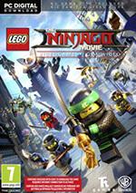 The LEGO Ninjago Movie Video Game Box Art