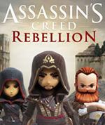 Assassin's Creed Rebellion Box Art