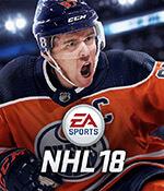 NHL 18 Box Art