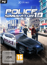 Police Simulator 18 Box Art