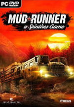 Spintires: MudRunner Box Art