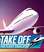 Take Off: The Flight Simulator Box Art