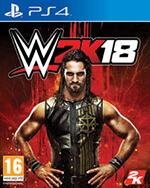 WWE 2K18 Box Art