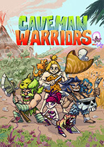 Caveman Warriors Box Art
