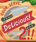 Cook, Serve, Delicious! 2!! Box Art