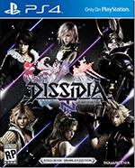 Dissidia Final Fantasy NT Box Art