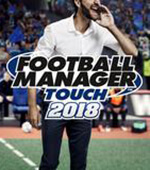 Football Manager Touch 2018 Box Art