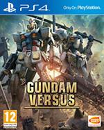 Gundam Versus Box Art