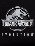 Jurassic World: Evolution Box Art