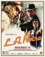 L.A. Noire: The VR Case Files Box Art