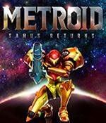 Metroid: Samus Returns Box Art