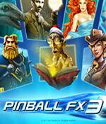 Pinball FX3 Box Art