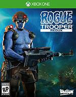 Rogue Trooper Redux Box Art