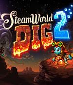 SteamWorld Dig 2 Box Art