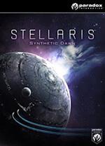 Stellaris: Synthetic Dawn Box Art
