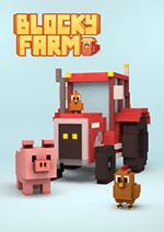 Blocky Farm Box Art