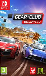 Gear.Club Unlimited Box Art