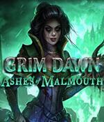 Grim Dawn: Ashes of Malmouth Box Art