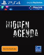 Hidden Agenda Box Art