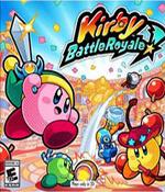 Kirby: Battle Royale Box Art