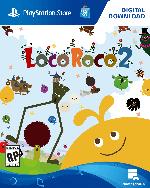 LocoRoco 2 Remastered Box Art
