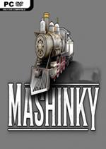 Mashinky Box Art