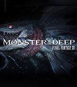 Monster of the Deep: Final Fantasy XV Box Art