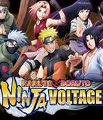 Naruto X Boruto: Ninja Voltage Box Art