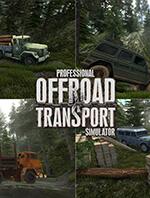 Professional Offroad Transport Simulator Box Art