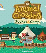 Animal Crossing: Pocket Camp Box Art