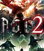 Attack on Titan 2 Box Art