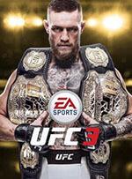 EA Sports UFC 3 Box Art