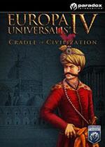 Europa Universalis 4: Cradle of Civilization Box Art