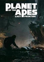 Planet of the Apes: Last Frontier Box Art