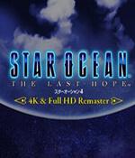 Star Ocean: The Last Hope – 4K & Full HD Remaster Box Art