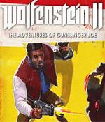 Wolfenstein II: The New Colossus – The Adventures of Gunslinger Joe Box Art