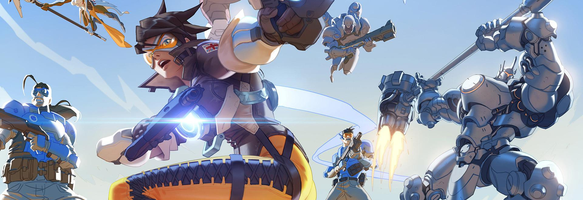 Overwatch Feature Image