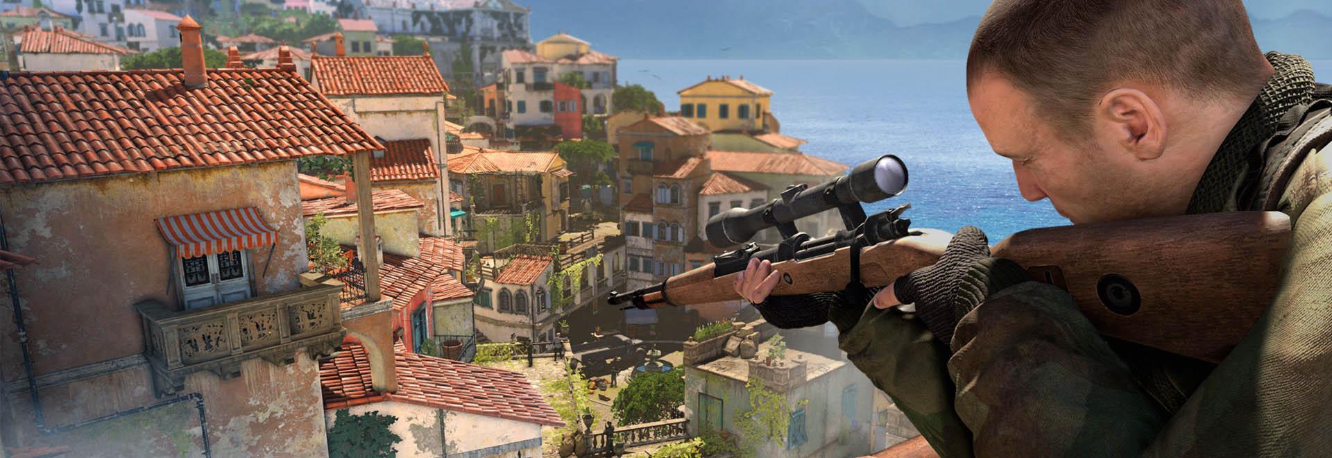 Sniper Elite 4 Feature Image