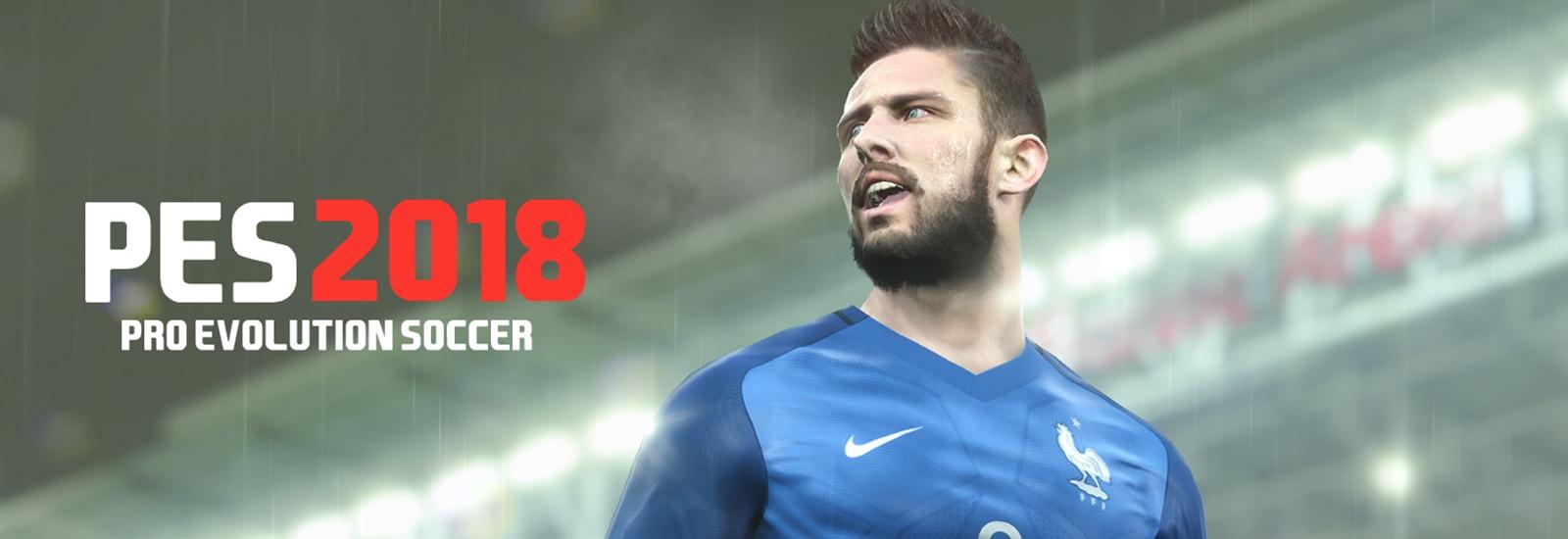 Pro Evolution Soccer 2018 Feature Image