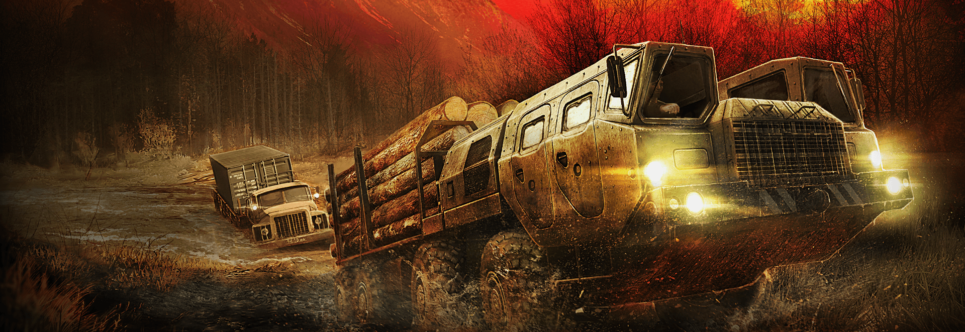 Spintires: MudRunner Feature Image