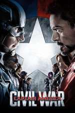 Captain America: Civil War Box Art
