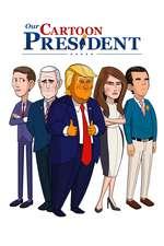 Our Cartoon President Box Art