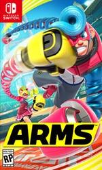 Arms Box Art