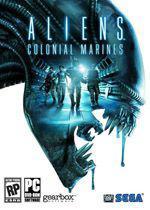 Aliens: Colonial Marines Box Art