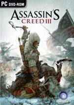 Assassin's Creed 3 Box Art